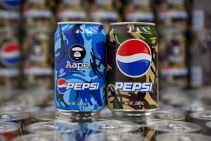 Pepsi AAPE